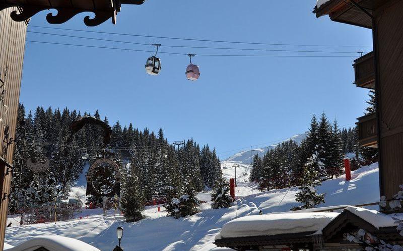 vtc ski courchevel