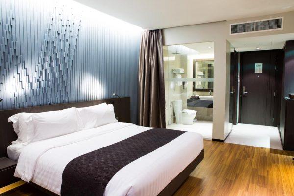 éclairage led pour les hotels