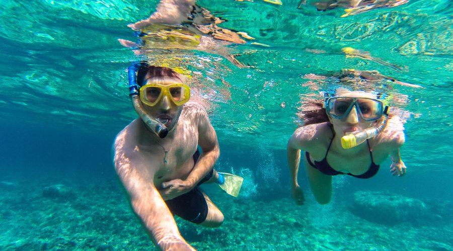 Destination de snorkeling à travers le monde